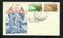 NEW ZEALAND 1965 ANZAC. Set of 2 on illustrated first day cover. - 30780 - PostalHist