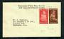NEW ZEALAND 1952 Health. Set of 2 on illustrated first day cover. - 30794 - PostalHist