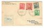 NEW ZEALAND 1951 First Airmail Auckland - Papeete. - 30807 - PostalHist