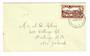 NEW ZEALAND 1934 Airmail 5/4/34. - 30809 - PostalHist