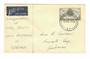 NEW ZEALAND 1946 Cover Inauguration of Daily Service New Plymouth to Gisborne. - 30818 - PostalHist