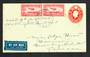 NEW ZEALAND 1937 Cover Union Airways Wellington to Auckland. - 30828 - PostalHist