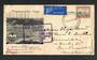 NEW ZEALAND 1940 Airmail to Sydneythence to Auckland thence to Melbourne. - 30840 - PostalHist