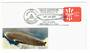 USA 1979 Graf Zeppelin Stamp Festival '79. Special Postmark. 50th Anniversary of the First Round the World Flight.
