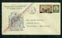 CANADA 1934 First Official Flight from Camsell River ( North-West Territories to Rae then to New Zealand. - 30861 - PostalHist