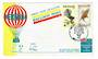 NEW ZEALAND 1965 First New Zealand Balloon Post. - 30865 - PostalHist