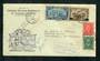 CANADA 1934 First Official Flight from Cameron Bay ( North-West Territories to Coppermine then to New Zealand. - 30872 - PostalH