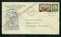 CANADA 1934 First Official Flight from Rae ( North-West Territories to Camsell River then to New Zealand. - 30877 - PostalHist