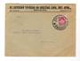 CZECHOSLOVAKIA 1937 cover with Special Postmark from Bratislava to Trinec. - 30920 - PostalHist