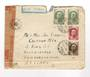 IRAN 1941 Censored Cover to Scotland. - 30927 - PostalHist