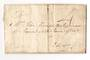 GREAT BRITAIN 1768 Entire to John Campbell Excise Office Edinburgh. - 30930 - PostalHist