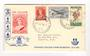 NEW ZEALAND 1955 Otahuhu College  Stamp Exhibition. Special Cover - 30956 - PostalHist