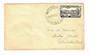 NEW ZEALAND 1932 Letter from Palmerston North to Wellington flown on Christmas Flight. - 31003 -