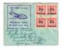 NEW ZEALAND 1950 Letter to Australia Per Solent Flying Boat Wellington to Sydney. - 31010 -