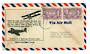 USA 1936 Tenth Anniversary of the CAM Route 5 from Pasco Wis Boise Ida Elko Nev. Flown from Pasco. - 31019 - PostalHist