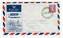 NEW ZEALAND 1959 Cover First TEAL Flight Auckland to Brisbane. - 31026 -