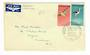 NEW ZEALAND 1959 Opening of Wellington Airport.  Special Postmark. - 31031 -