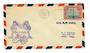 USA 1929 Western Aircraft Show. Special cachet on airmail letter.