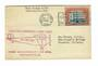 USA 1928 25th Anniversary of the First Human Flight. Special cachet. - 31064 -