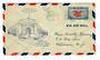 USA 1938 National Air-Mail Week. Special cover from Clifton NJ. - 31072 - PostalHist