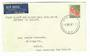 NEW ZEALAND 1967 First Flight DC8 from Auckland to Papeete 5/11/1967. Cover. - 31088 - PostalHist