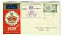 AUSTRALIA 1953 Qantas Coronation Flight Cover from Sydney to London. - 31092 - PostalHist