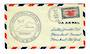 USA 1938 National Air-Mail Week. Special cachet on cover from Saint Katherine KY.