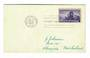 USA 1947 Centenary of Utah on first day cover. Nice card - 31114 - FDC