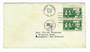 USA 1959 American Dental Association on first day cover. - 31169 - FDC