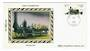 USA 1987 John Bull on first day cover. Benham. - 31190 - FDC