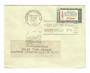 USA 1960 Credo. I have sworn............................... on first day cover. Special cachet. - 31195 - FDC