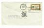 USA 1960 Credo. Fear to do ill............................... on first day cover. Special cachet. - 31196 - FDC