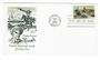 USA 1964 Charles M Russell Artist on first day cover. - 31199 - FDC