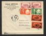 MARTINIQUE 1936 Cover to USA. - 31225 - PostalHist