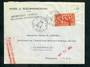 FRANCE 1963 Letter from Postes et Telecommunications Secretariat General Relations Exterieures to President de l'Ameriacan Meter