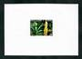 NEW CALEDONIA 1986 Orchid 58c Multicoloured. Plate Proof. - 31263 -