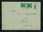 WEST GERMANY 1952 Internal cover with Olympic Slogan. - 31311 - PostalHist
