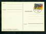 WEST GERMANY 1974 Postcard issued to commemorate the 25th Anniversary of the German Federal Republc. Fine used. - 31316 - Postal