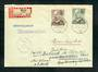 EAST GERMANY 1985 Registered Letter. - 31321 - PostalHist