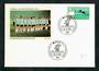 WEST GERMANY 1974 Fussball Weltmeisterschaft. Cover. - 31331 - FDC