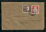 WEST BERLIN 1955 Letter to New Zealand with 1954 commems. - 31342 - PostalHist