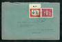 WEST GERMANY 1963 Letter to New Zealand. - 31345 - PostalHist