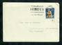 WEST GERMANY 1958 Letter to New Zealand with 40pf + 10pf Humanitarian Relief Fund. - 31346 - PostalHist
