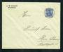 GERMANY 1908 Cover from Bielfeld. Clean and tidy. - 31349 - PostalHist