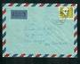WEST GERMANY 1985 Airmail Letter to New Zealand - 31351 - PostalHist