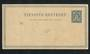 DENMARK 1871 Postal Stationery Official 2sk Ultramarine. Similar to the stamp. - 31378 - PostalStaty