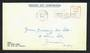 NEW ZEALAND 1959 Cover Dunedin City Corporation. - 31405 - PostalHist
