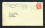 NEW ZEALAND 1958 Cover The Canterbury Terminating Building Society. - 31409 - PostalHist