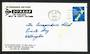NEW ZEALAND 1985 Cover Dunlop. W Dodd Motors (Woodend) Ltd. - 31417 - PostalHist