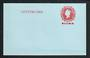 NEW ZEALAND 1982 Elizabeth 2nd 25c Orange Lettercard in mint condition. - 31427 - PostalStaty